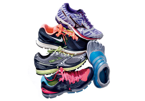 Best women's exercise shoes